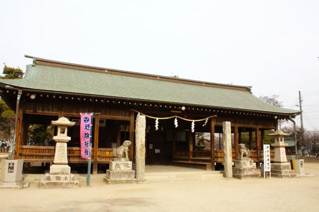 御厨神社の本殿