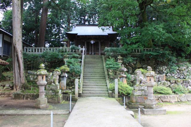兵庫県関神社の写真