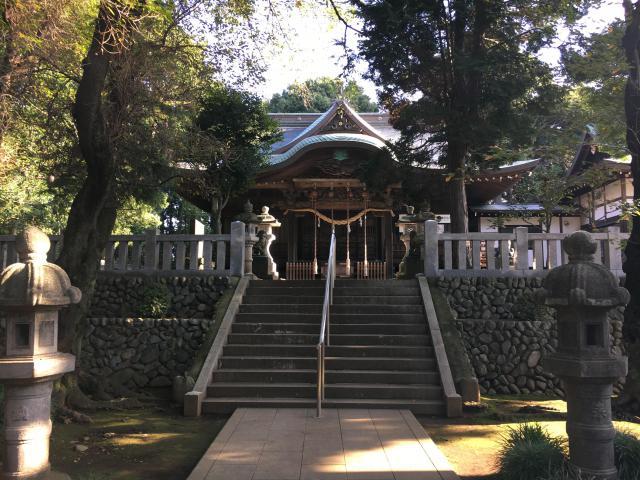 東京都八幡社の建物その他