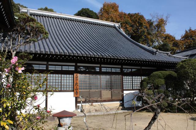 大山寺の本殿