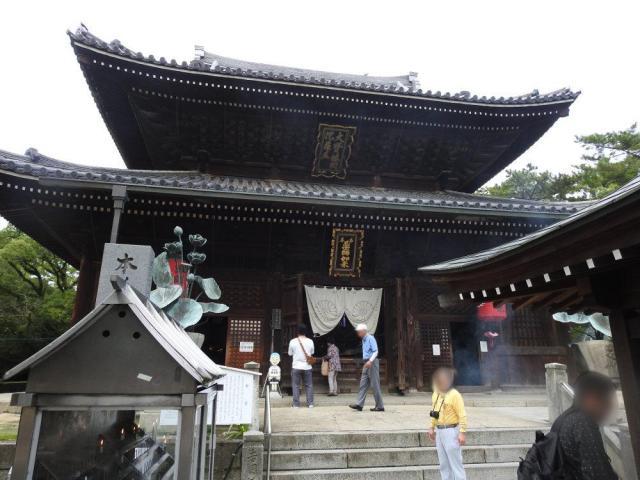 香川県善通寺の本殿