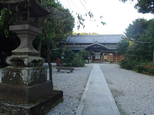 金鑚神社の建物その他