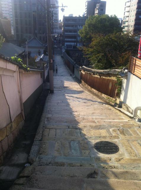 大阪府萬福寺の建物その他