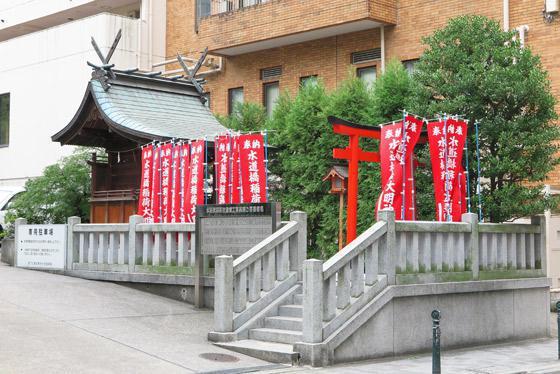 東京都金刀比羅神社の建物その他