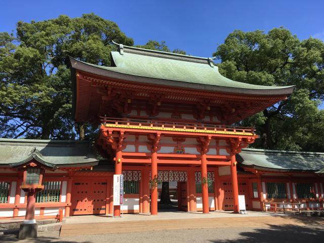"""""""氷川神社"""""""