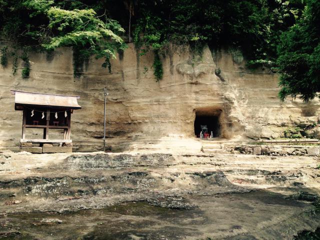 神奈川県瀬戸神社の本殿