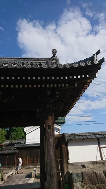 滋賀県弘誓寺の建物その他