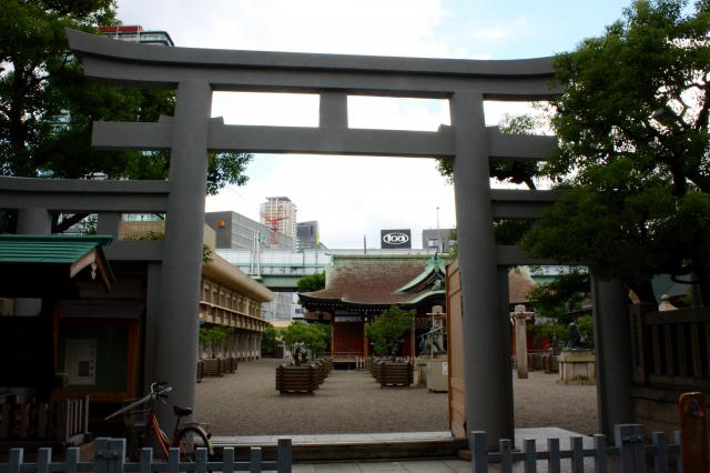 今宮戎神社の写真