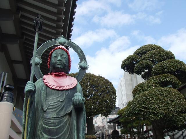 金乗院の仏像