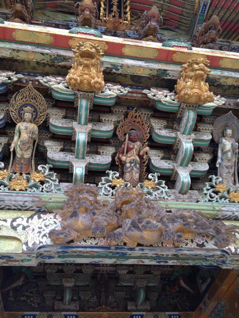 広島県耕三寺の仏像