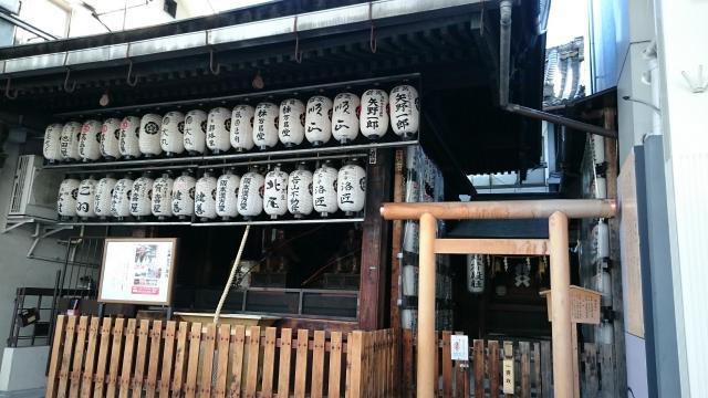 京都府冠者殿社の建物その他