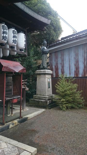 滋賀県市神神社の建物その他