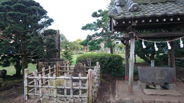 埼玉県野々宮神社の建物その他