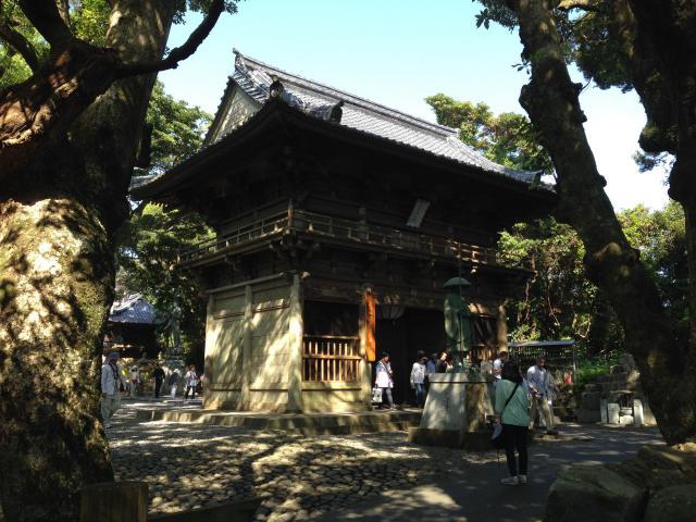 高知県最御崎寺の山門