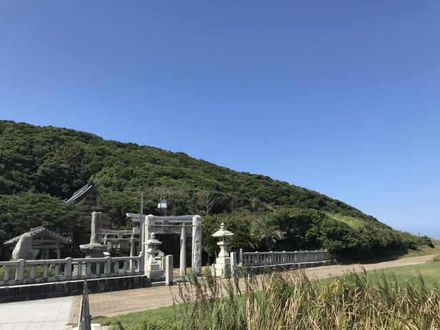福岡県大祖神社の建物その他