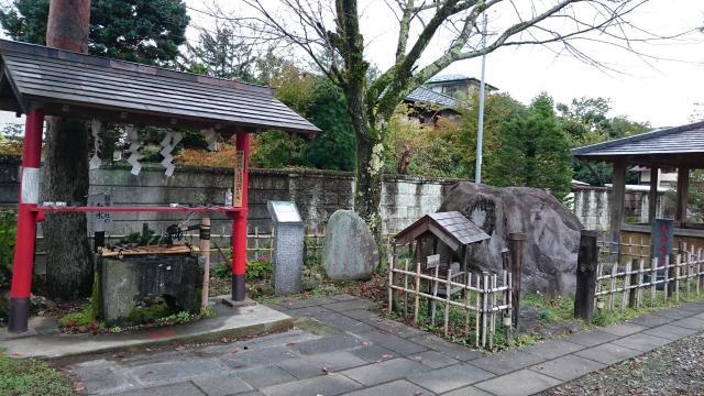 栃木県正一位稲荷神社の写真