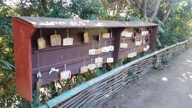 千葉県常楽山萬徳寺の絵馬