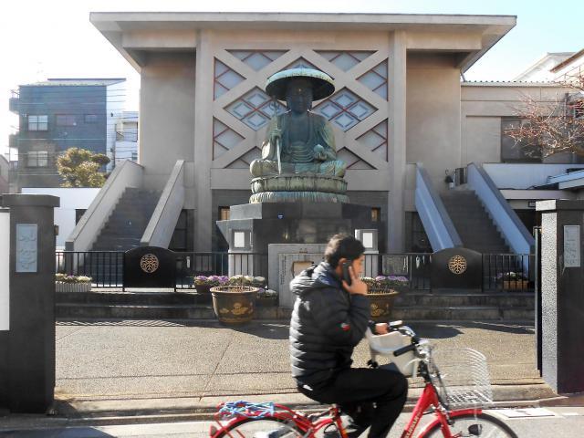 東禅寺の仏像