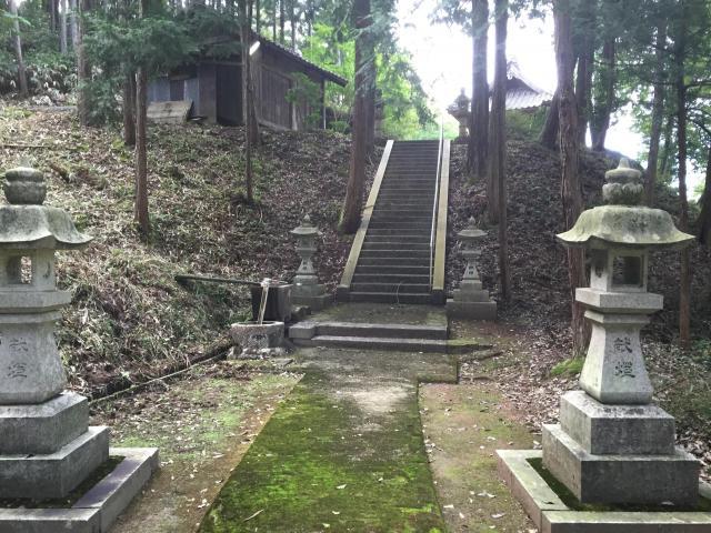 兵庫県八柱神社の写真