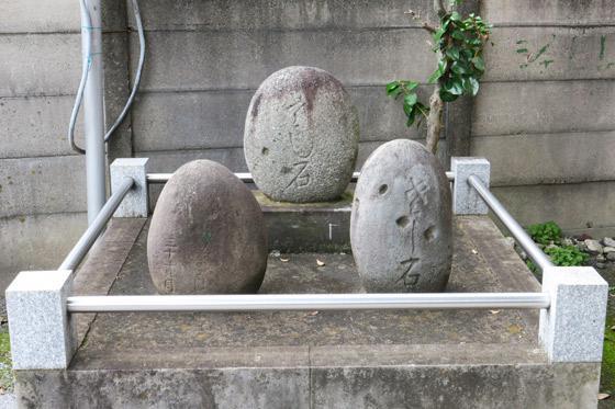 東京都堀之内氷川神社の建物その他