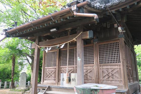 東京都押部八幡神社の建物その他