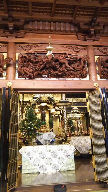 石川県林西寺の写真