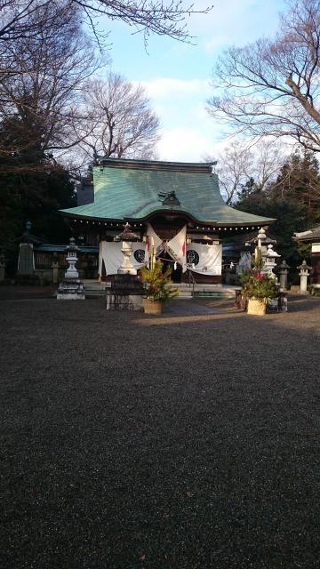 滋賀県河桁御河辺神社の建物その他
