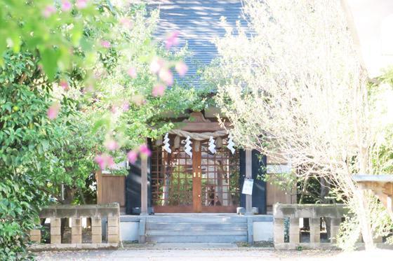 菅原神社(子安天満宮)の本殿