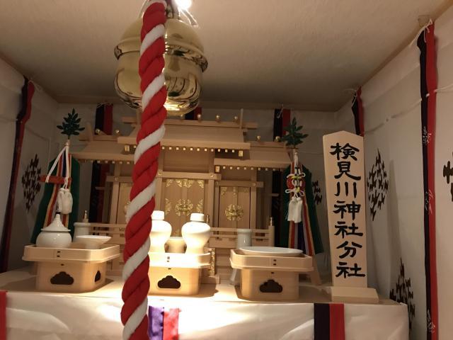 東京都銀座恋神社の建物その他