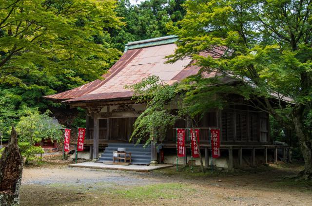 京都府金胎寺の建物その他