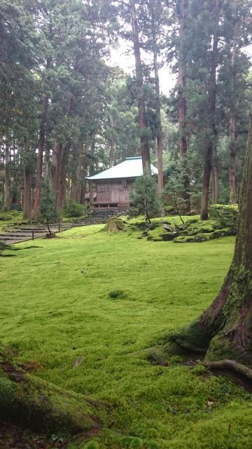 福井県平泉寺の建物その他