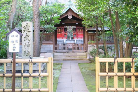 白金氷川神社(東京都白金高輪駅) - その他建物の写真