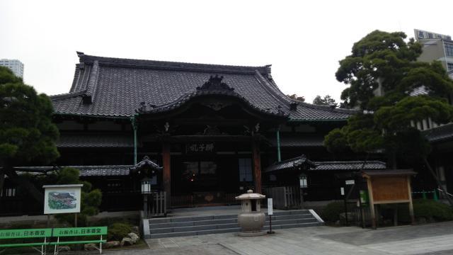 泉岳寺の本殿