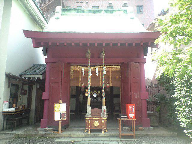 松島神社(東京都水天宮前駅) - 問題ありの写真