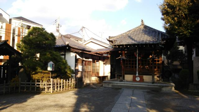 東京都西藏院の建物その他