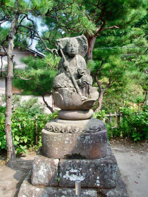 長壽寺の仏像