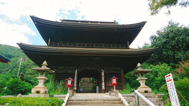 大善寺の山門