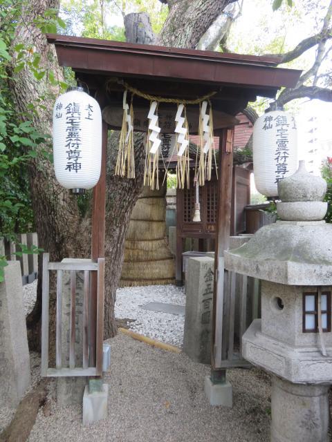 堀越神社(大阪府天王寺駅) - 末社・摂社の写真