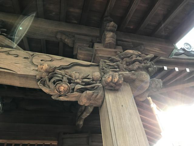 東京都本性寺の本殿