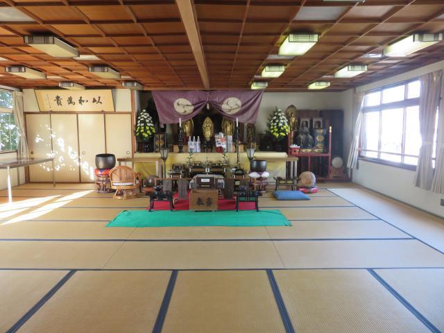 大阪府清水寺の本殿