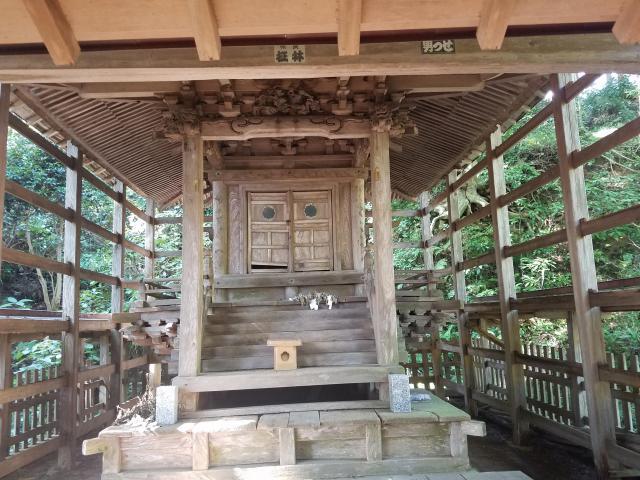 東京都八王子神社の本殿