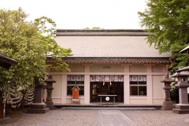鹿児島県南洲神社の建物その他
