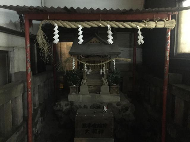 東京都無事富稲荷神社の建物その他