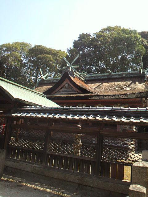 大阪府美具久留御魂神社の建物その他