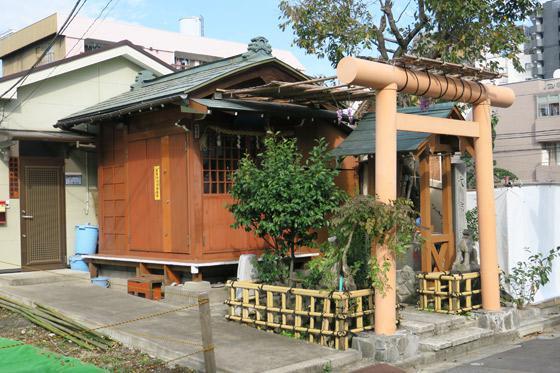 東京都大京神社の写真