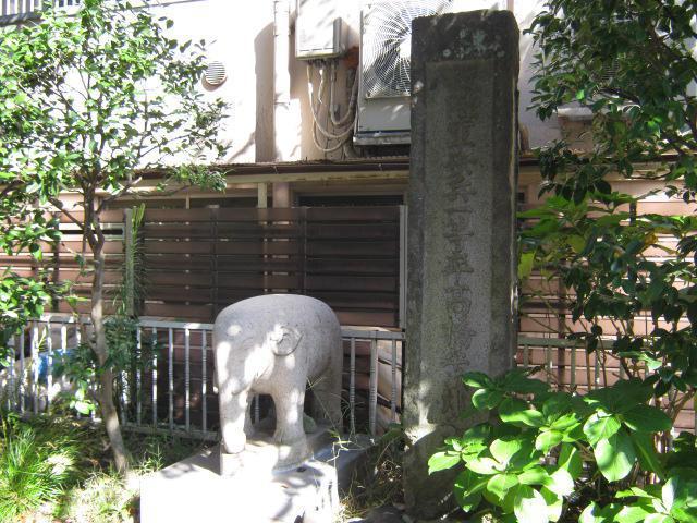 香象院の像