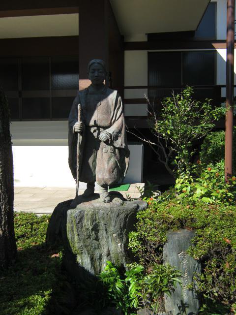 見光寺(神奈川県天王町駅) - 像の写真