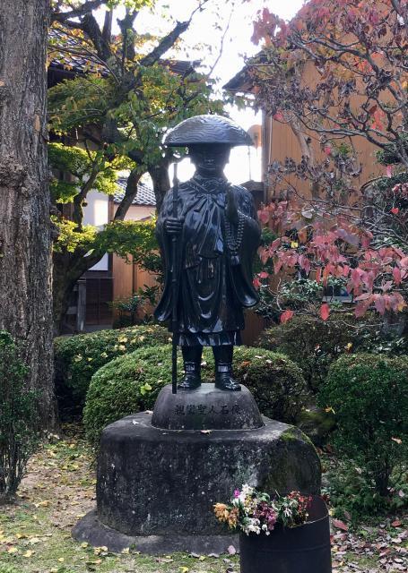 兵庫県勝林寺の仏像