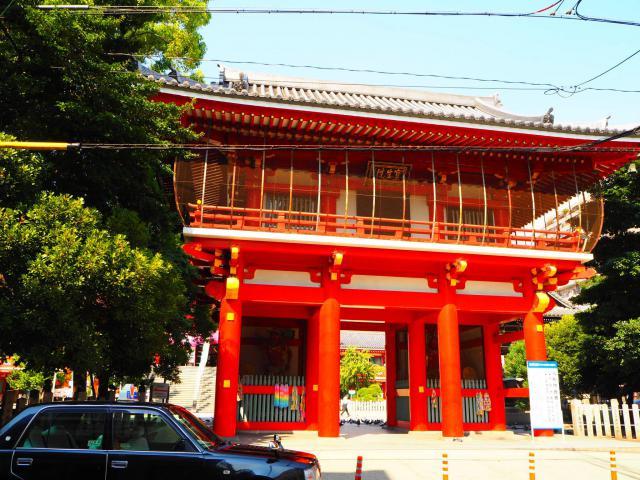 愛知県大須観音(北野山真福寺宝生院)の本殿
