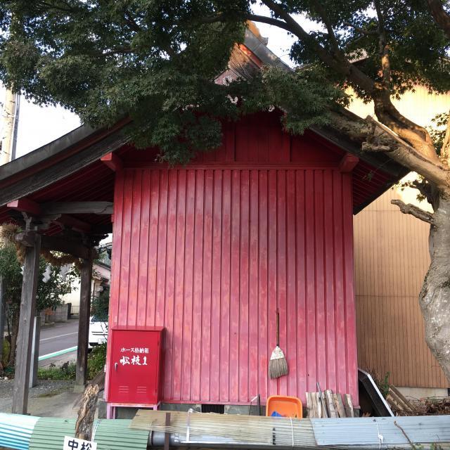 兵庫県幸稲荷神社の写真